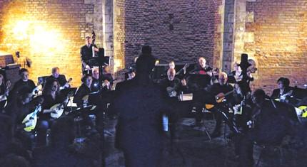 weihnachten orchestermusik noten